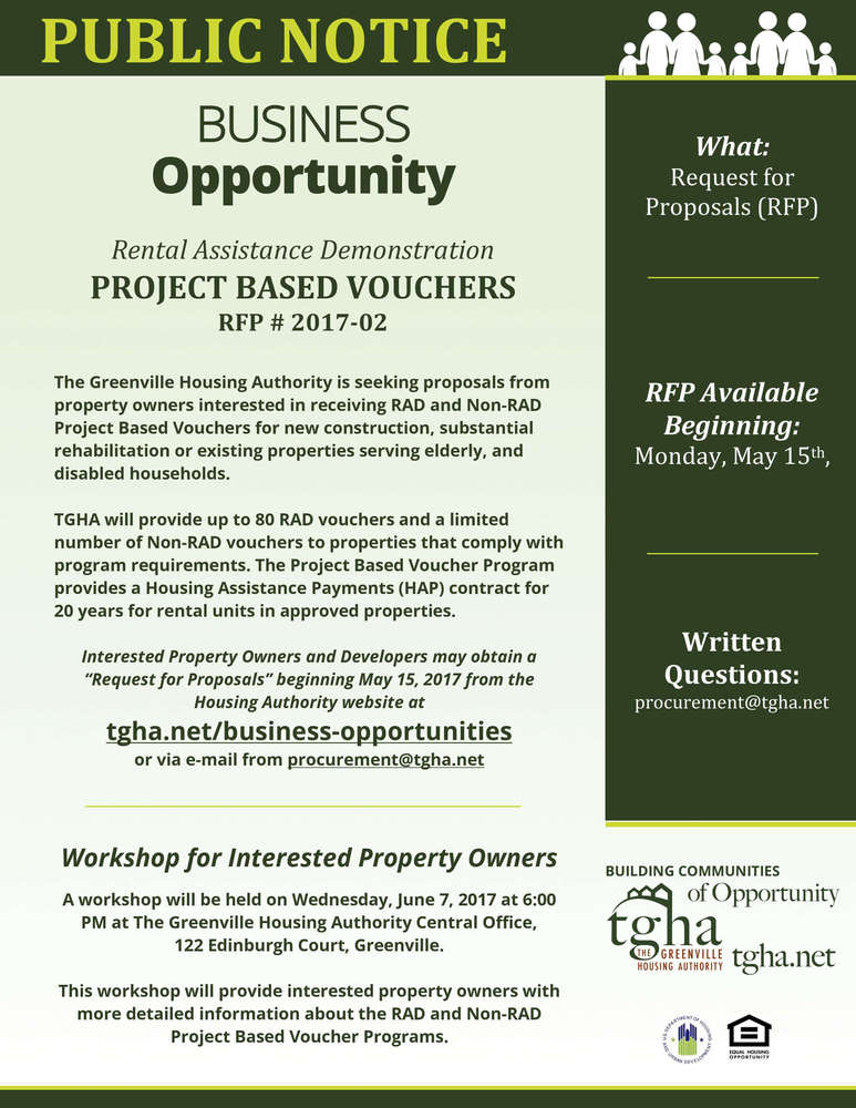 RFP-RAD Vouchers