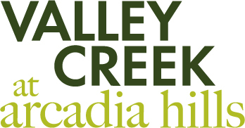 Valley Creek at Arcadia Hills Logo