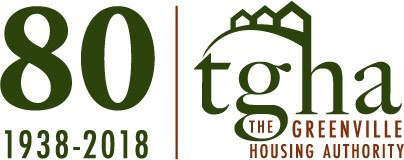 Greenville Housing Authority 80th Anniversary logo