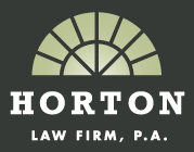 Horton Law Firm logo