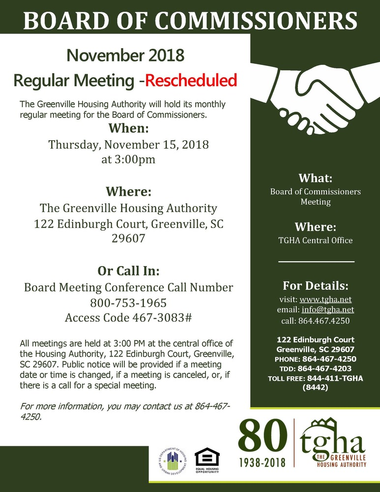 GRHASC-BoardMeeting_Rescheduled-Nov 2018