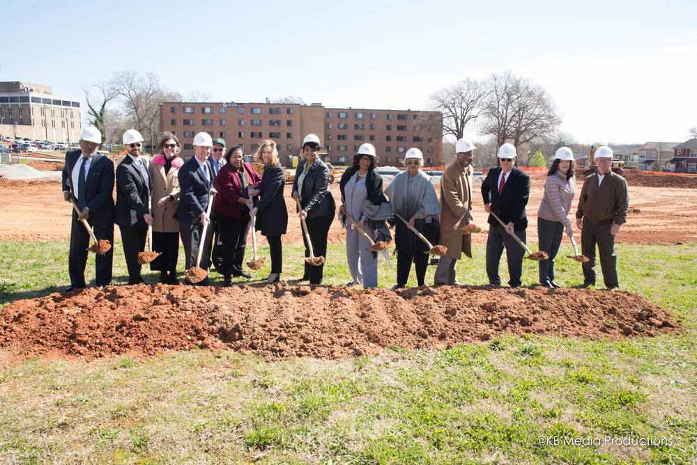 Preserve at Logan Park - Ground Breaking Ceremony