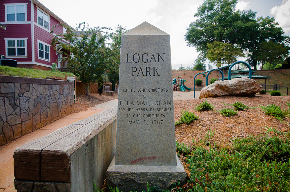 Photo Gallery - Ella Mae Logan Park