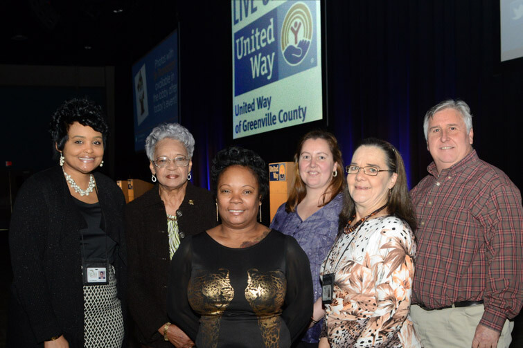Photo Gallery - United Way Awards Lucheon 2015